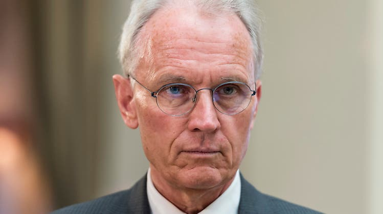 Kampfjet-Befürworter: Thierry Burkart wirft Hans-Ulrich Bigler aus dem Komitee