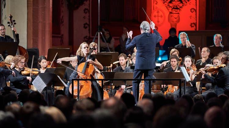 Melancholische Cello-Eleganz in der Martinskirche am «Concerto en Sol»