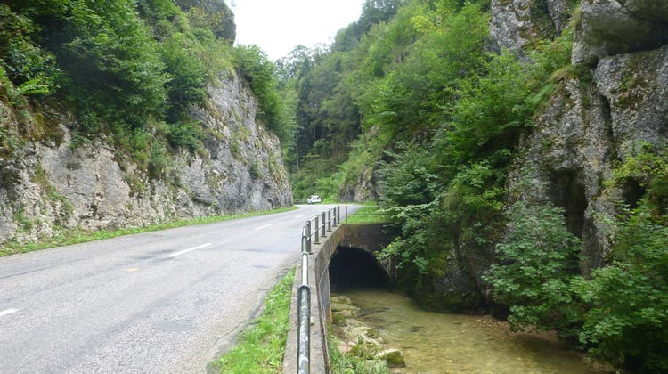 Bauarbeiten für Ersatz der «Langen Brücke» starten – Fels wird von März bis Juni gesprengt