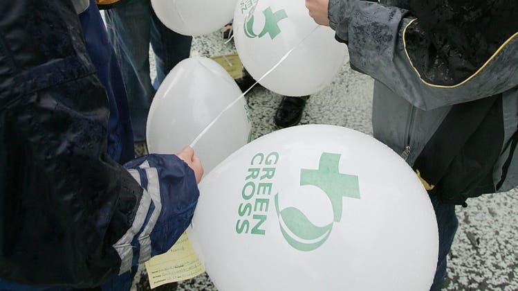 Wegen finanzieller Probleme: Umweltorganisation Green Cross muss Zewo-Gütesiegel abgeben