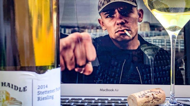 Bra, bra, brrrra! Drei Wein-Tipps für Capital Bra