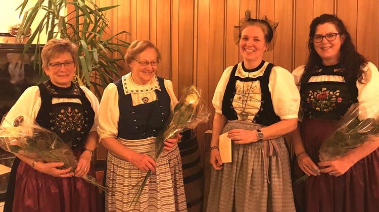 Rückblick auf ein intensives Jahr an der GV der Trachtengruppe Neuendorf