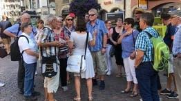 Samariterverein Matzendorf auf Reisen