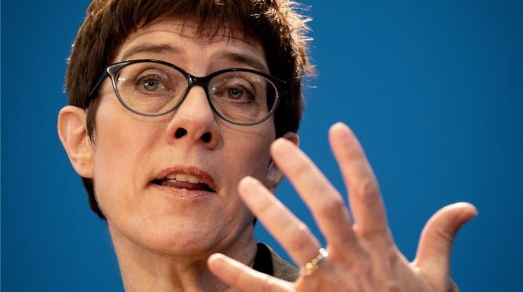 Wird die neue Chefin die nächste Kanzlerin? Immer mehr CDUler zeigen sich skeptisch