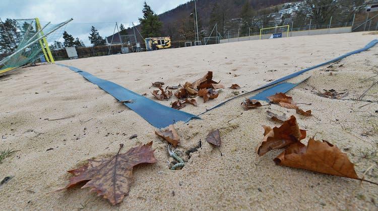 Beach-Soccer-Krise: Ein sandiges Problem – auch in Liestal