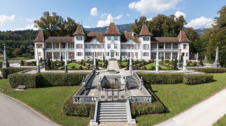 Digital reisen mit dem Erbauer des Schloss Waldegg