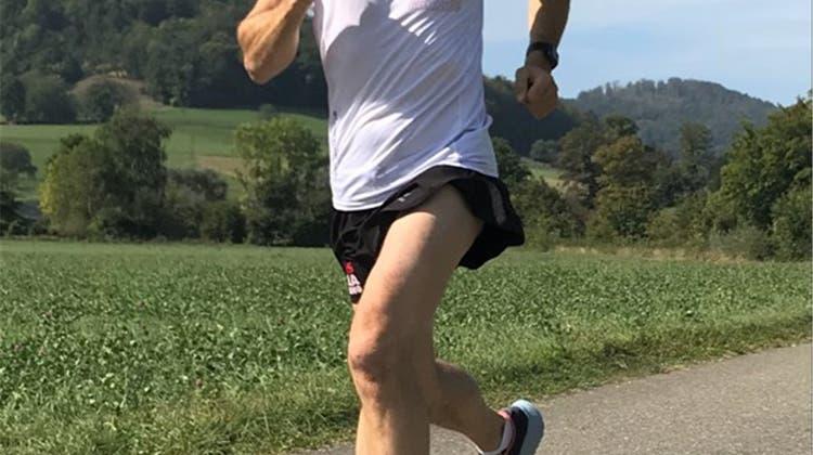 Dieser Ultraläufer aus Mönthal startet am Spartathlon in Griechenland