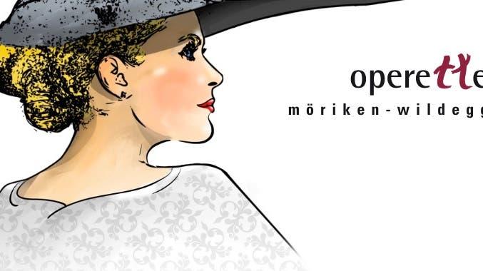"""Heut geh ich ins Maxim...Lehárs Operette """"Die lustige Wittwe"""" in Möriken"""