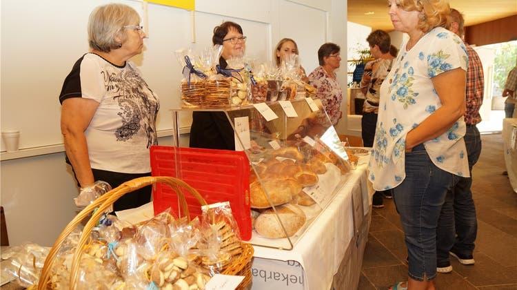 Brot backen für Multiple-Sklerose-Patienten