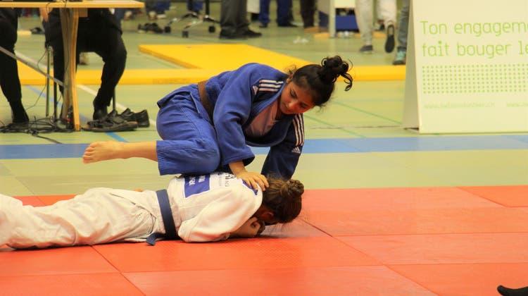 Gleich zwei Mal Gold für Judo Sportclub Dietikon
