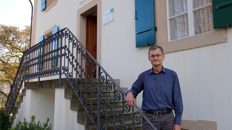 38 Jahre lang Gemeindeschreiber: Beat Kaufmann geht frühzeitig in Pension