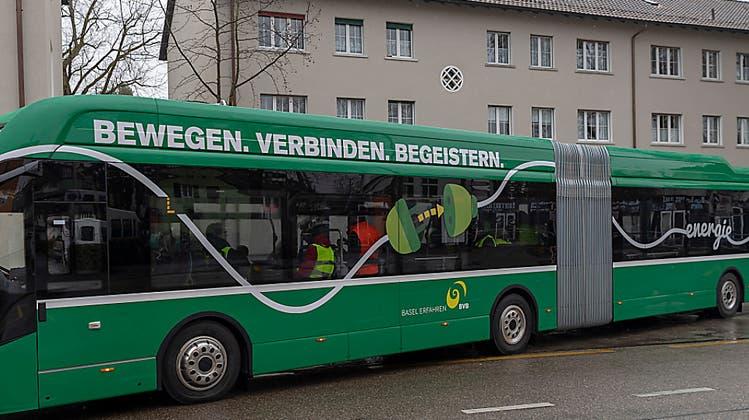 Baselbieter Landrat bewilligt 1,6 Millionen für Elektrobusse