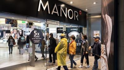 Manor schliesst Warenhaus an Zürcher Bahnhofstrasse — was Sie dazu wissen müssen