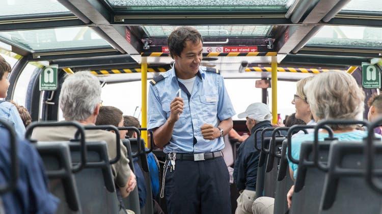 «So viele Fahrgäste wie noch nie»: Zürichsee-Schifffahrt profitiert von warmem Winter