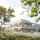 Ein wenig Holland für das Kleinholz: Stadt lüftet Geheimnis um neues Schulhaus