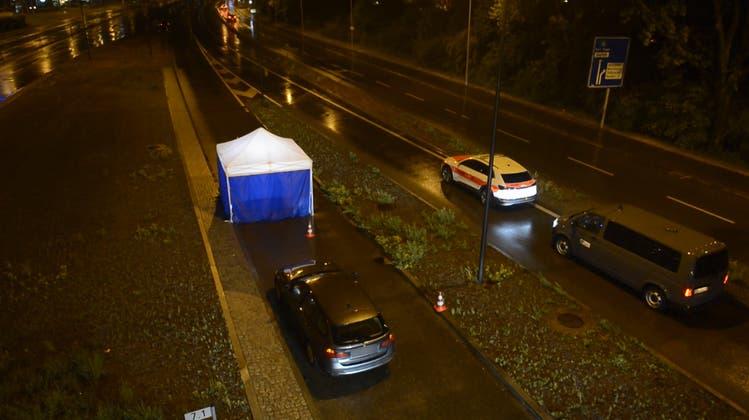 Nach Sturz von Europabrücke auf Autobahn A1H – Frau wurde überrollt und tödlich verletzt