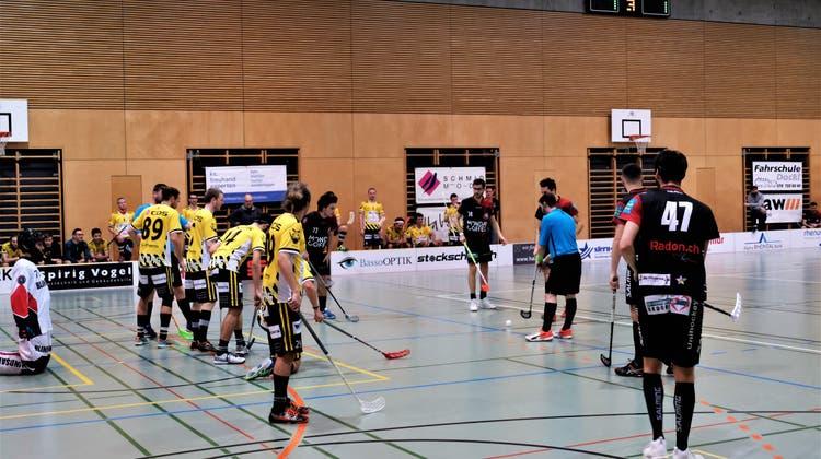Limmattal verliert 7:2 im Rheintal – nun steigt am Sonntag in Urdorf das Entscheidungsspiel
