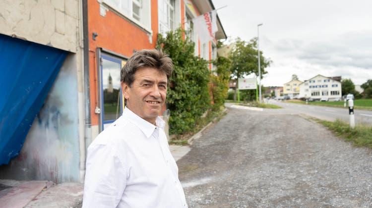 Präsident wider Willen: Ein Maler führt nun den Gewerbeverein ad interim