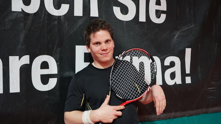 Roger Federer entfachte seine Leidenschaft; «Tennis ist mein Herz und meine Seele»