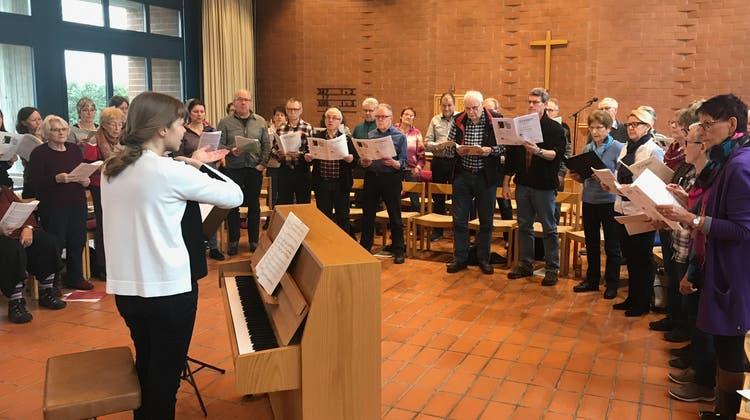 Der Gemischte Chor feiert Jubiläum