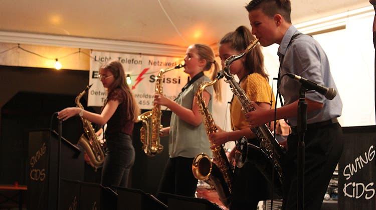 «Das geht einem durch Mark und Bein»: Swing Kids begeistern das Publikum erneut