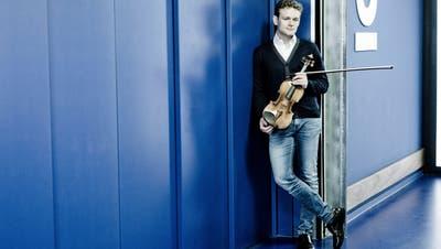 Mozart in der Stadtkirche: Sebastian Bohren tritt am Wochenende auf