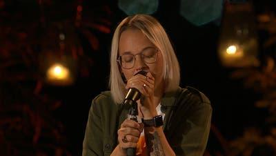 TV-Show: Stefanie Heinzmann interpretiert Krokus-Legende Marc Storace und es gibt Tränen