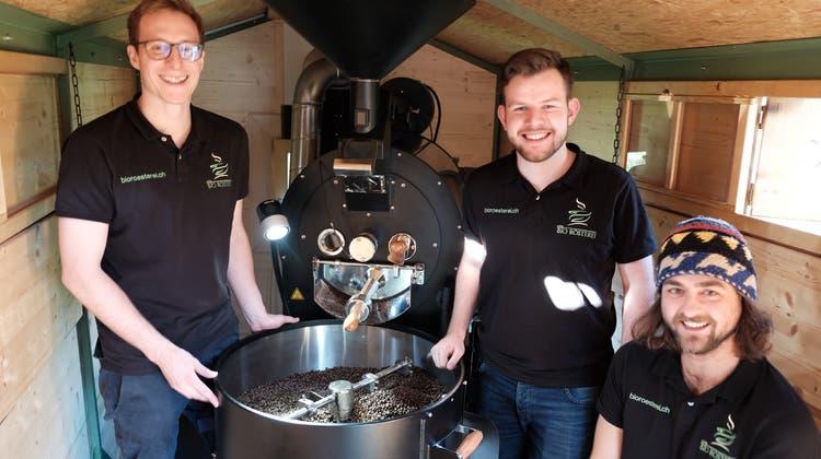Mehr als ein blosser Wachmacher: Bio-Kaffee aus Kestenholz