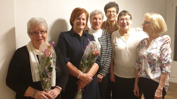Generalversammlung der Frauenturngruppe Derendingen