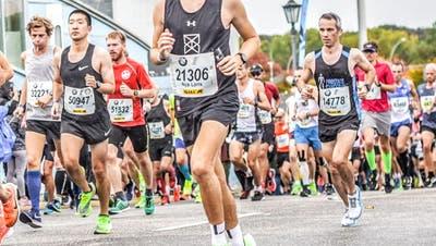 «Mein Vater meldete mich an»: 18-Jähriger wird Junioren-Schweizer-Meister im Marathon