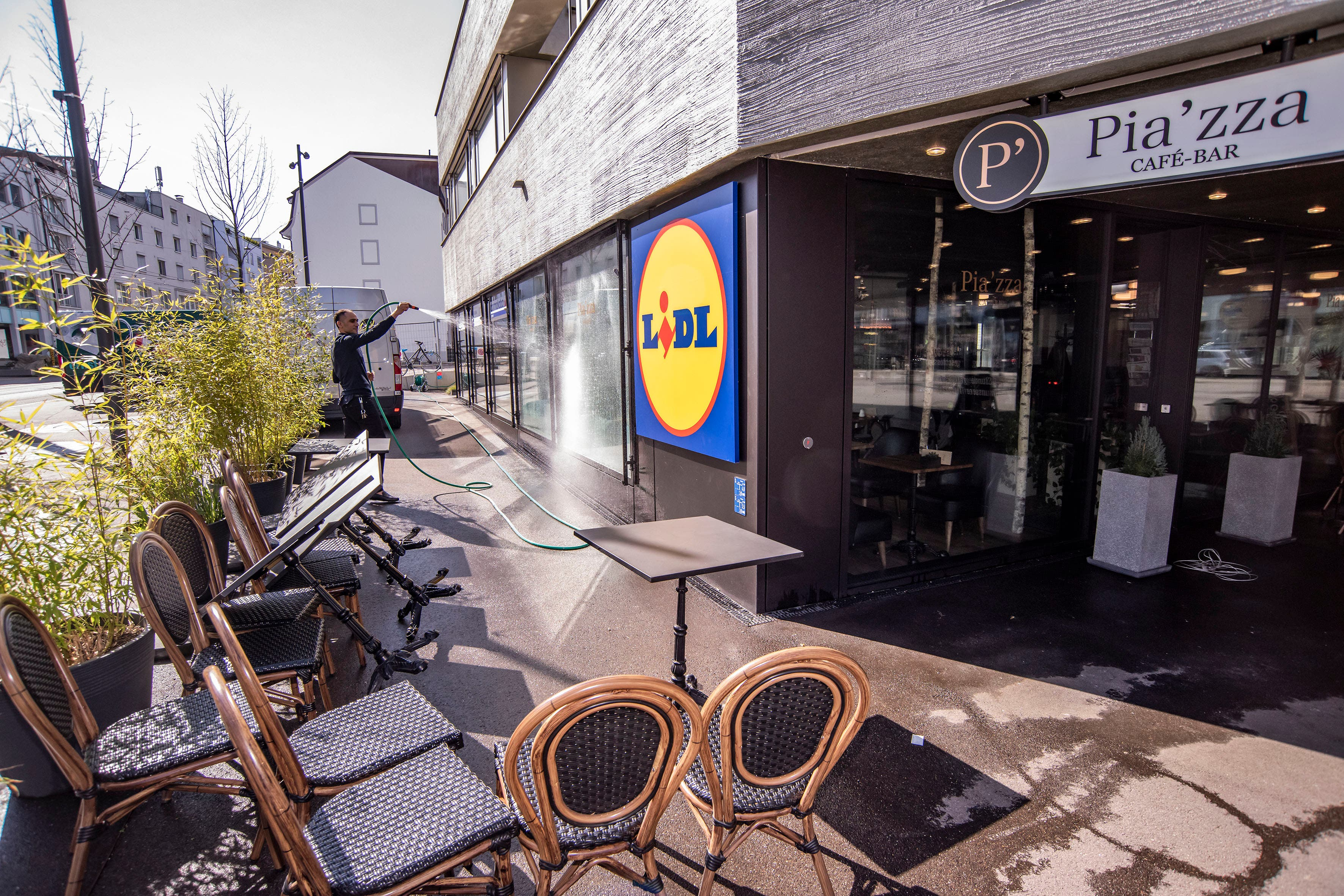 Corona legt die Region Basel lahm