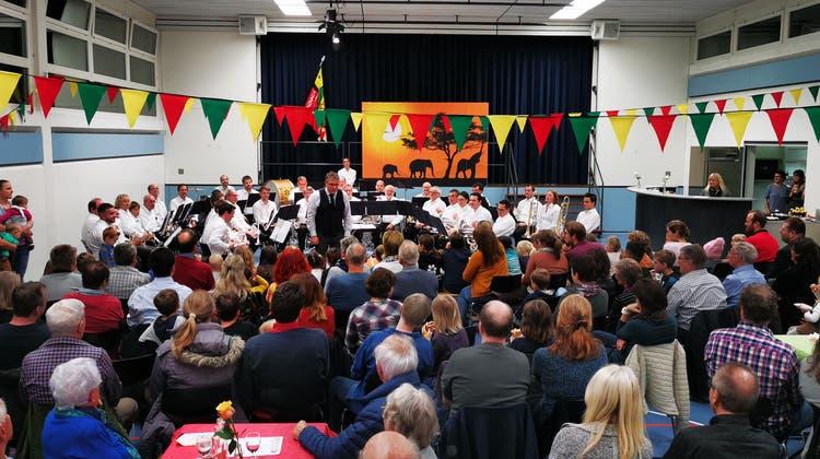 Erfolgreiches Kinderkonzert der Musikgesellschaft Winznau