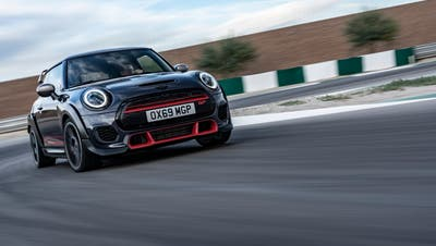 Mini John Cooper Works GP. (Bild: HO)