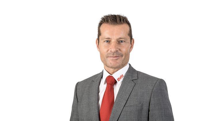Markus Christen ist ab 1. November 20 Leiter Geschäftsbereich Vertrieb und Mitglied der Geschäftsleitung beim EWN. (Bild: PD)