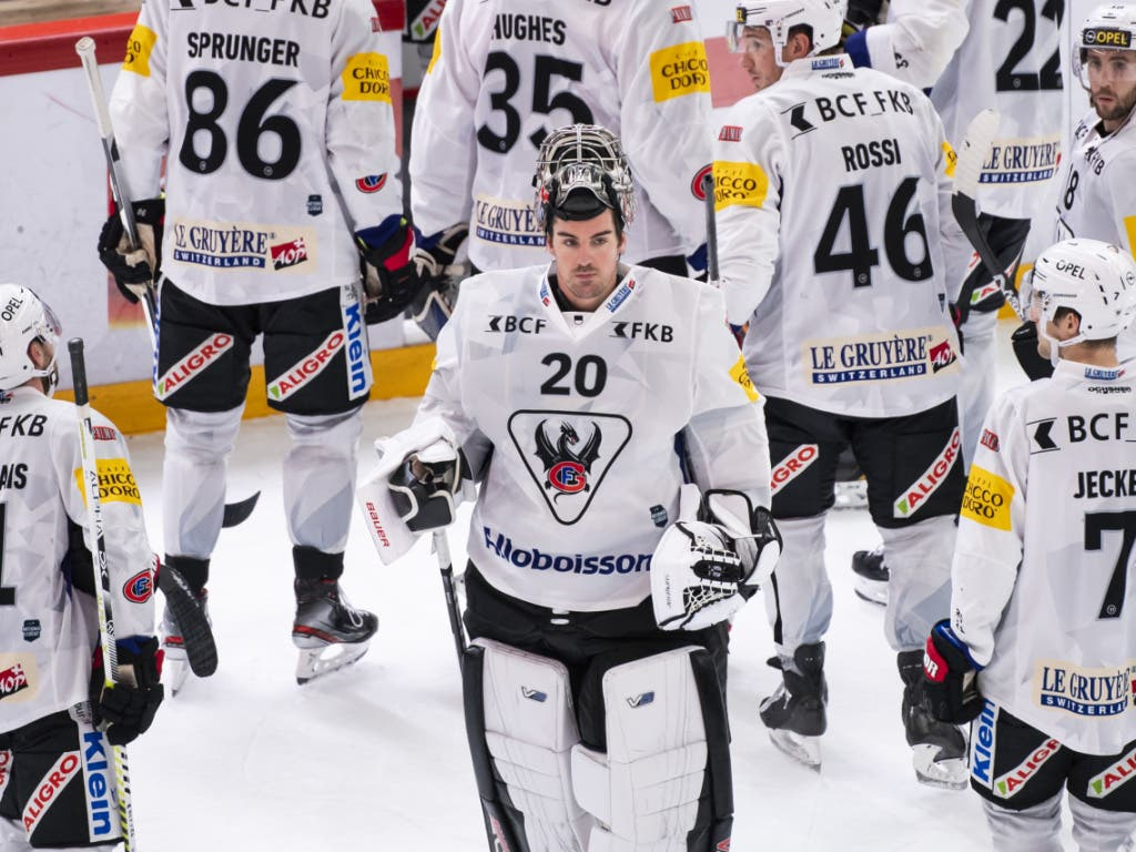 Dem HC Fribourg-Gottéron ging 20 Stunden nach dem 2:1-Auswärtssieg in Bern im Schlussabschnitt die Kraft aus