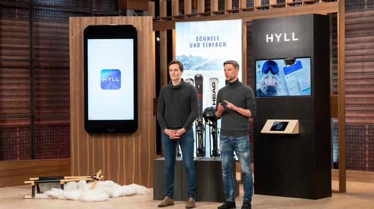 Zwei Investoren stellen ein Gegenangebot auf — nimmt das Startup Hyll aus Solothurn den Deal an?