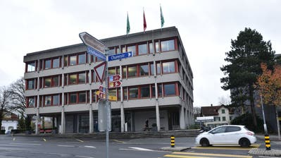 Das Budget 2021 der Stadt Buchs sieht vor, dass das Erdgeschoss des Rathauses für 1,4 Millionen Franken saniert und modernisiert werden soll. (Bild: Heini Schwendener)
