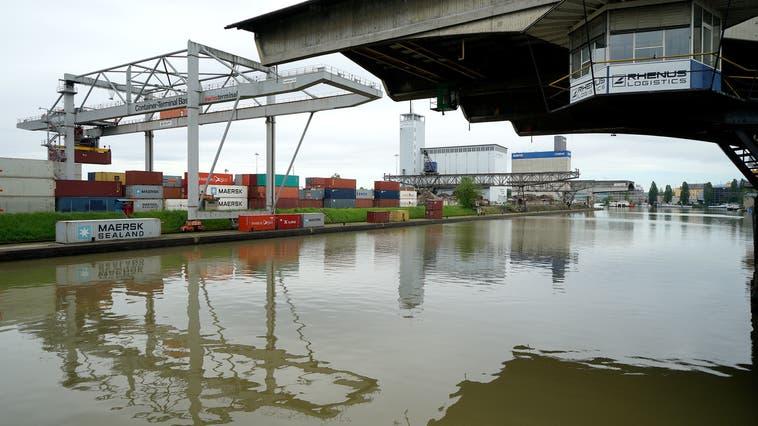 Baselbieter Regierung nennt Zahlen im Streit um Hafenabgaben