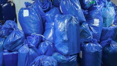 St. Galler Polizei vernichtet Drogen im Wert von 24 Millionen