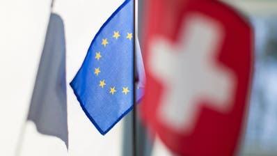 Politiker aller Lager erwarten heute eine klare Ansage des Bundesrats zum Rahmenabkommen. (Keystone)