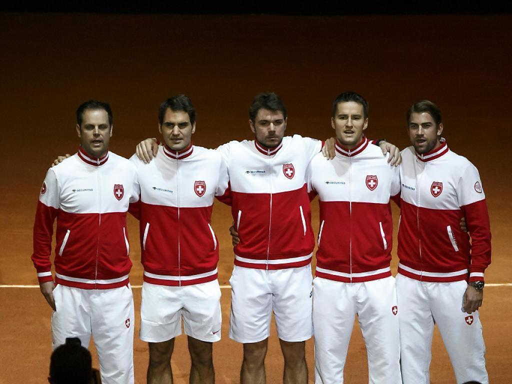 Nominierte Teams: Der Triumph im Davis Cup im Jahr 2014 war für die Schweiz zweifelsohne ein Ereignis von sporthistorischer Bedeutung