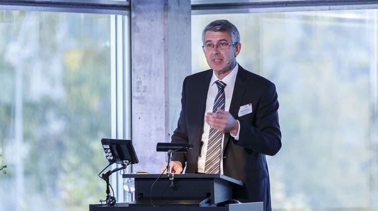 Fraisa-Chef Josef Maushart tritt nicht mehr zu den Wahlen an