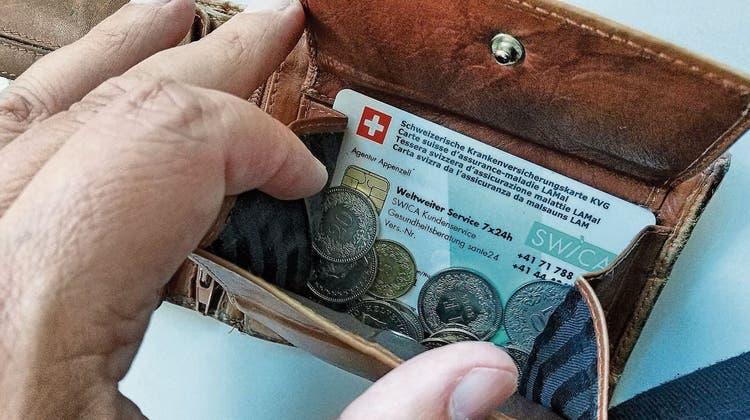 Neuer Verteilschlüssel ermöglicht 1 Milliarde Franken für Prämienverbilligung