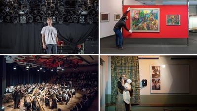 Unsere Zentralschweizer Kultur-Highlights: Alle News und Hintergründe jetzt in unserem neuen Kultur-Newsletter entdecken