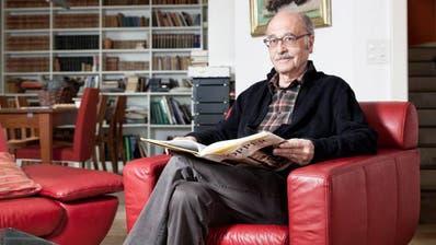 Persönlich würde er ein Kind im ersten Lebensjahr nicht in die Krippe geben: Kinderarzt und Bestsellerautor Remo Largo. (Archivbild)