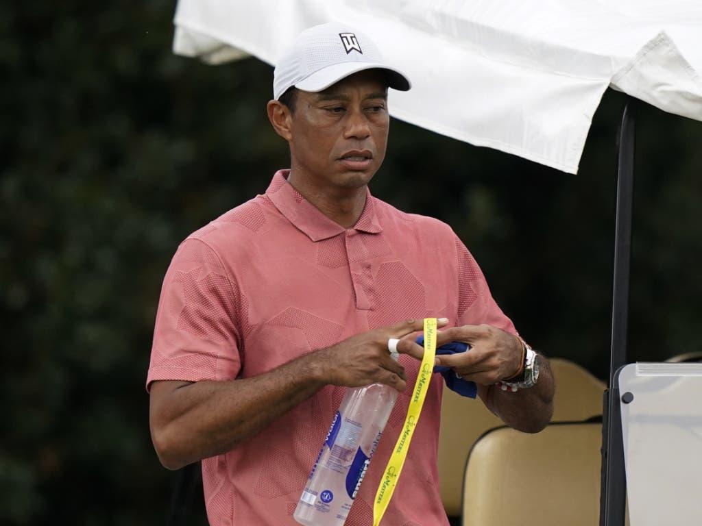 Tiger Woods kehrt für das US Masters alles vor