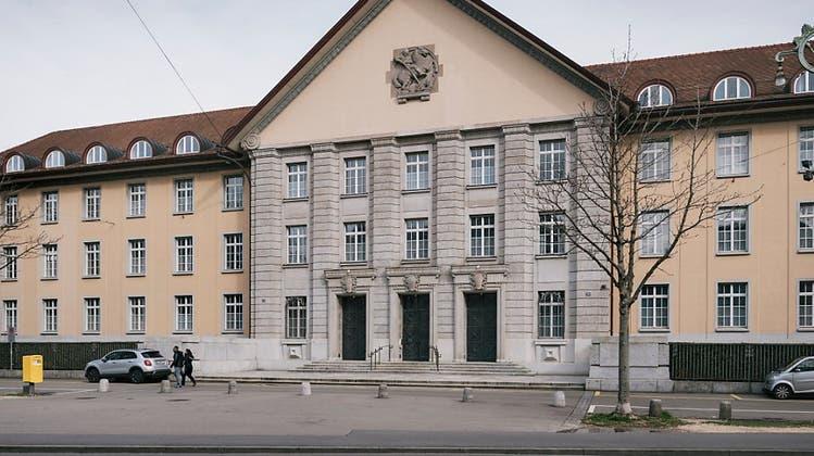 Bezirksgericht büsst Unia-Gewerkschafter mit 150 Franken wegen Bauarbeiter-Demo