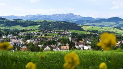 Teufen ist diejenige Gemeinde – nach Wolfhalden – mit dem höchsten Nettovermögen pro Einwohner. (Bild: Martina Basista)