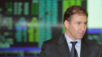 Glencore-CEO Ivan Glasenberg äussert sich zur Konzernverantwortungsinitiative. (Keystone)