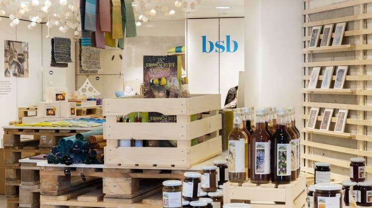 Bürgerspital Basel eröffnet Pop-up-Store in der Freien Strasse